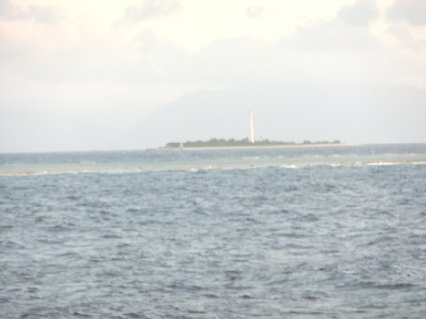 Amadee Island Lighthouse