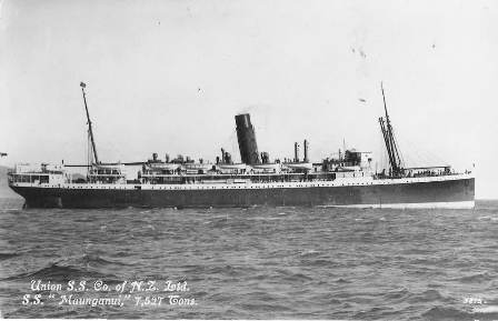 SS Maungonui